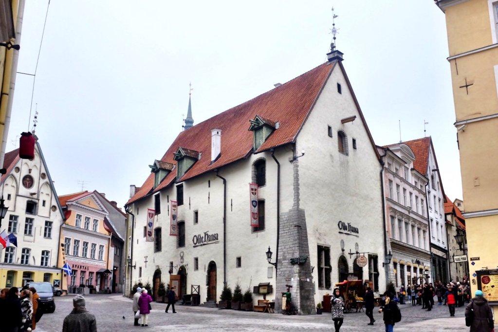 Olde Hansa in Tallinn
