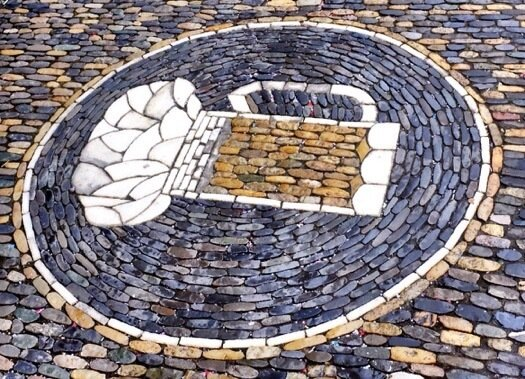 Mosaic Disco Le Caveau Freiburg