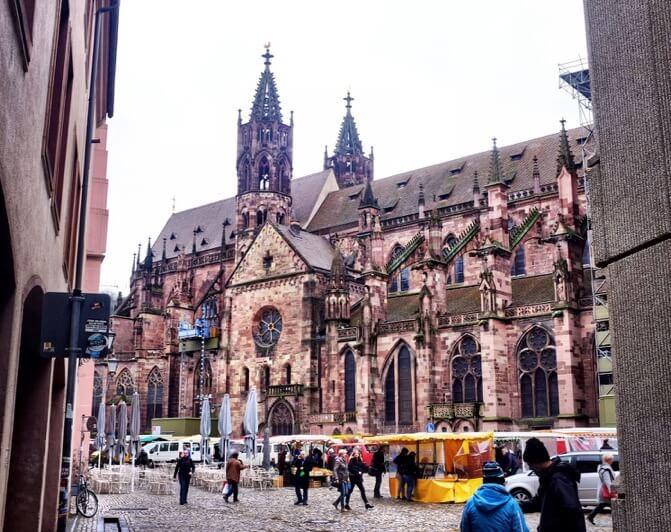 Munster Freiburg