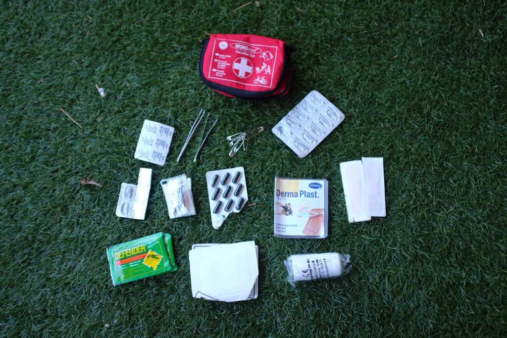 best first aid kit for backpacking Trip Gourmets
