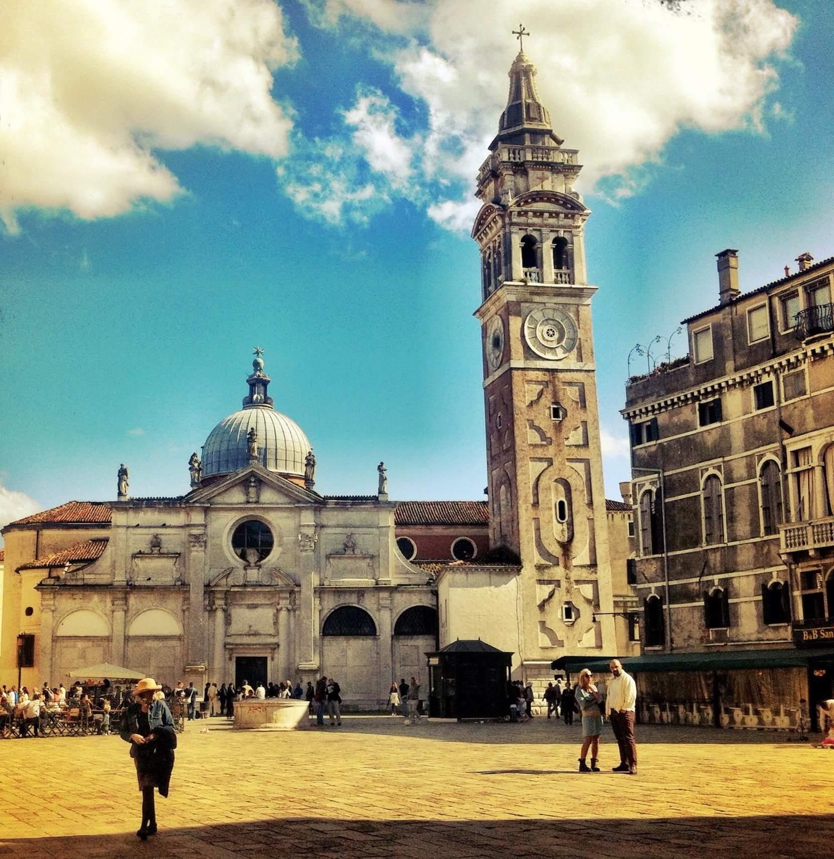 Santa Maria Formosa Venice Trip Gourmets