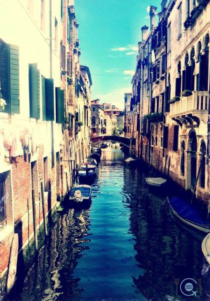 Venice photo gallery canal