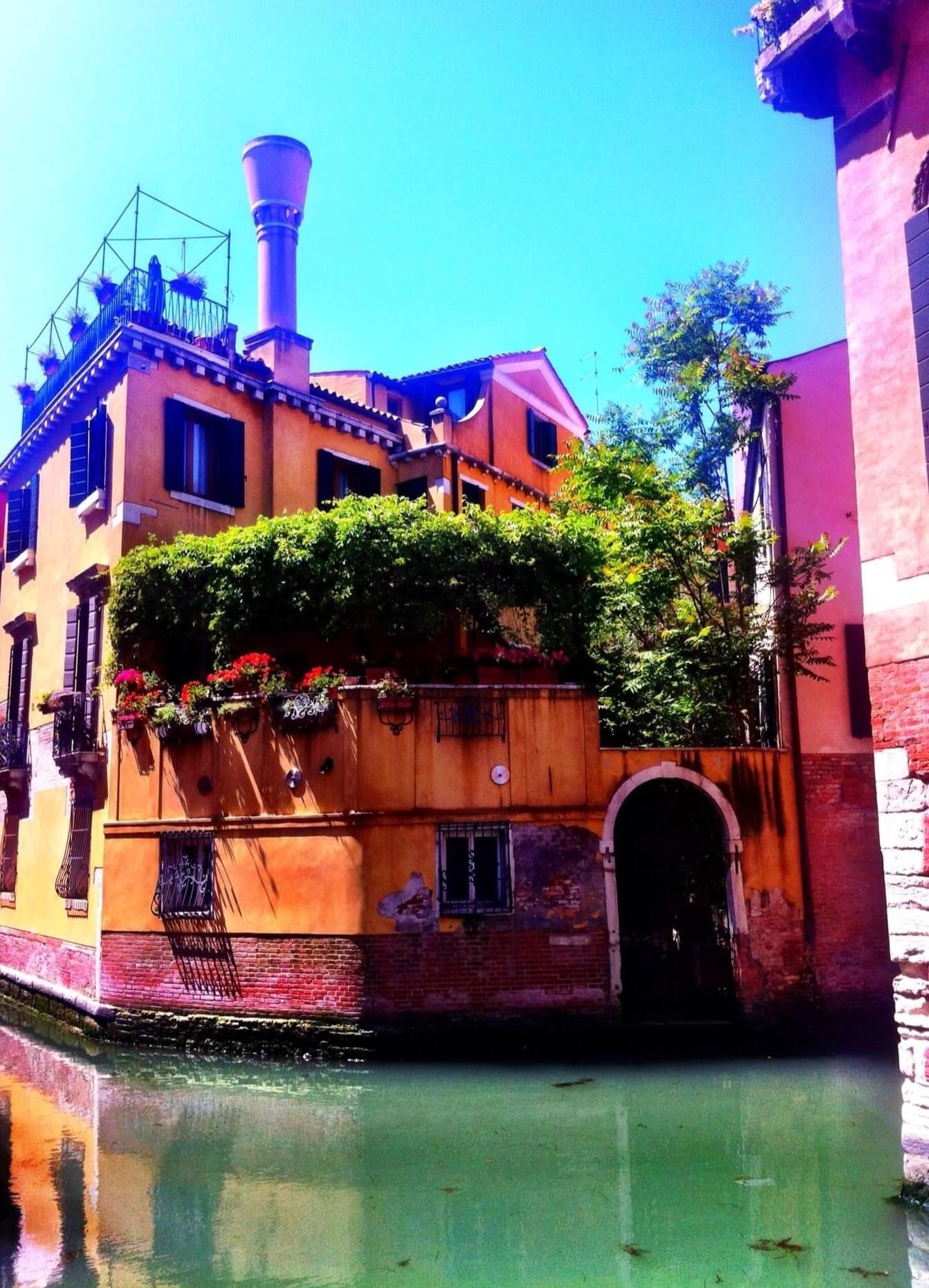 Trip Gourmets Hidden garden Venice