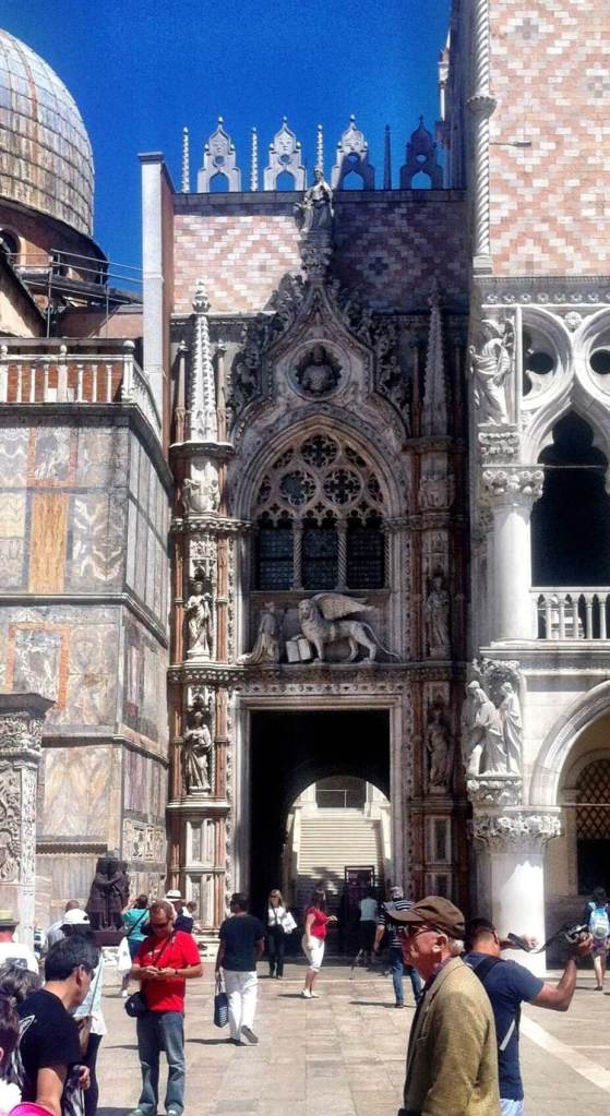 Trip Gourmets Beautiful architecture in Venice