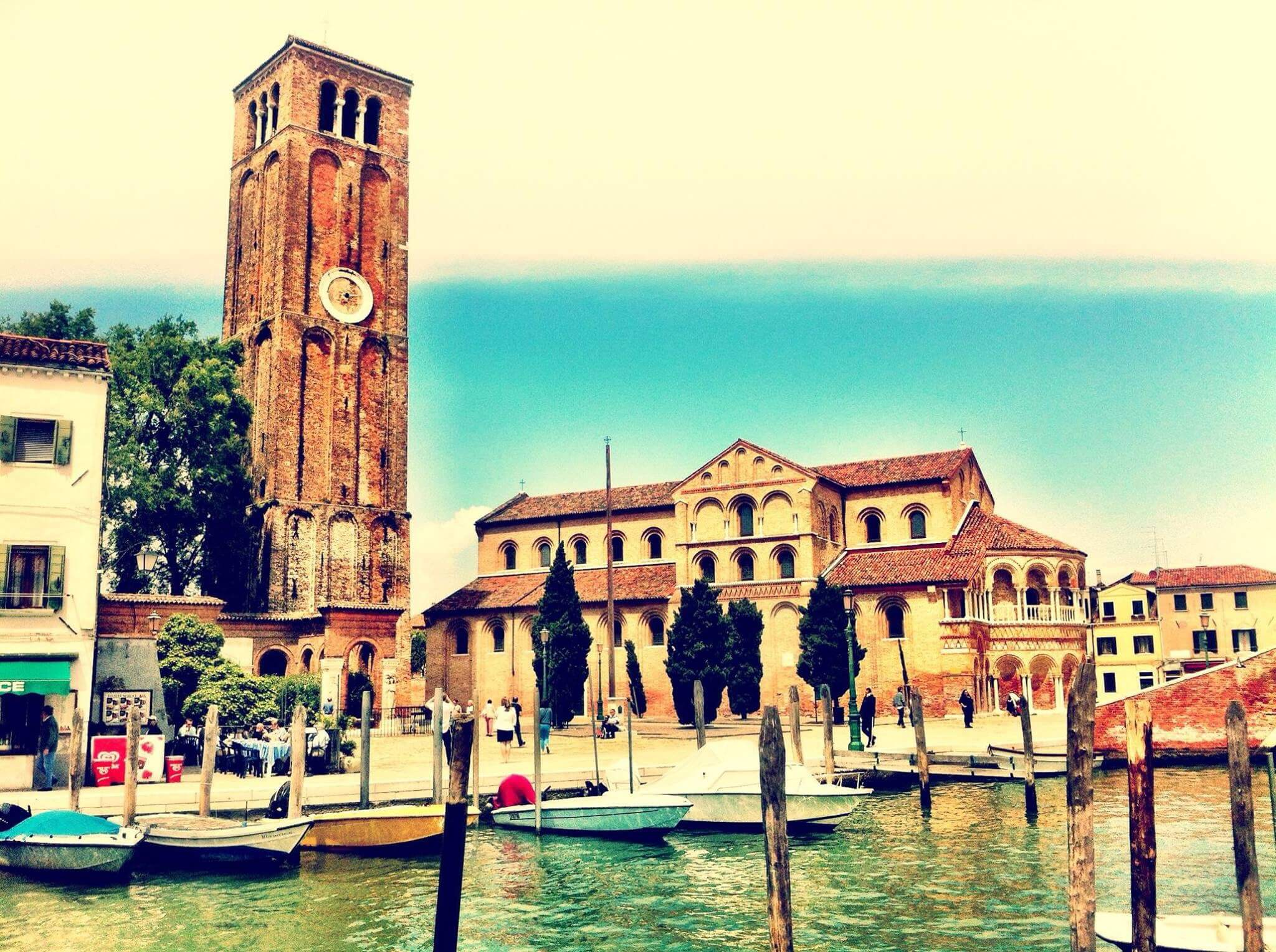 Venice Cityscape Trip Gourmets
