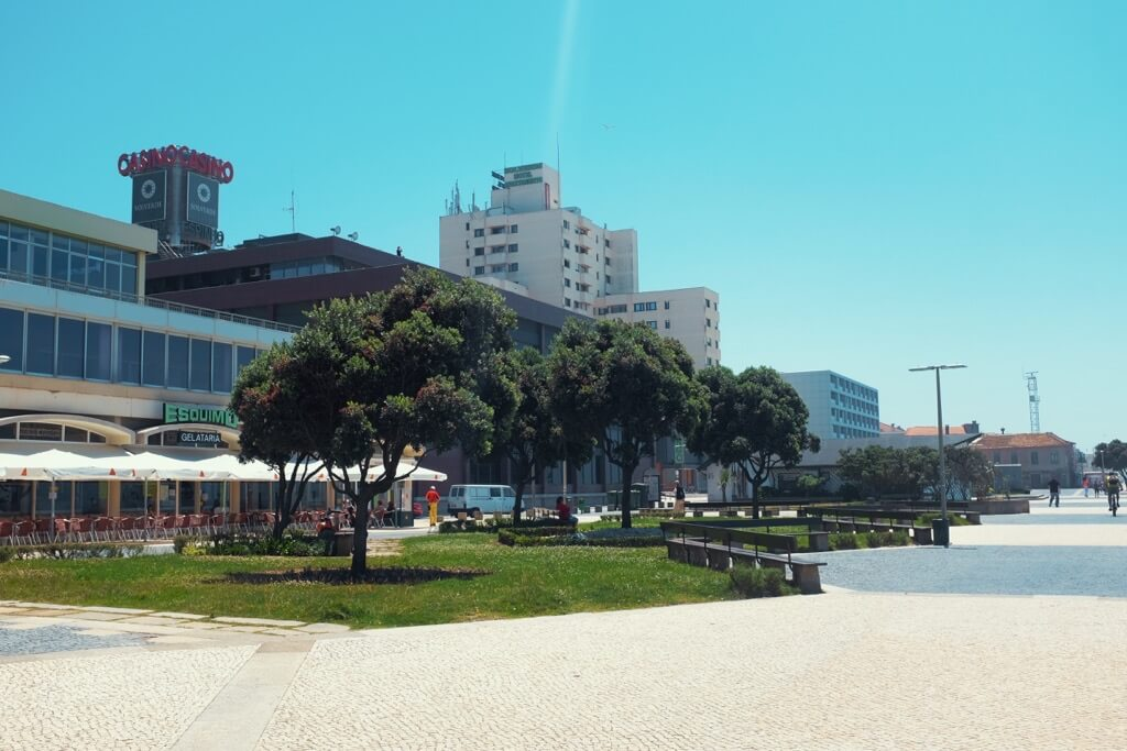 Three days in Porto. Casino Espinho