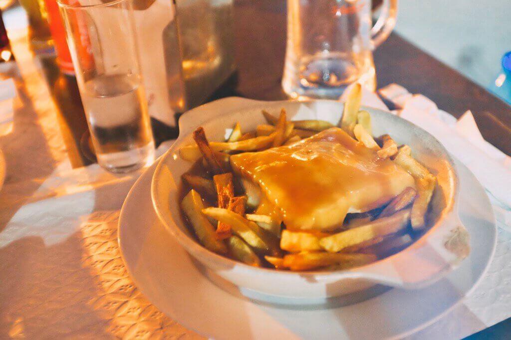 Foodie highlights of Porto Franceshina