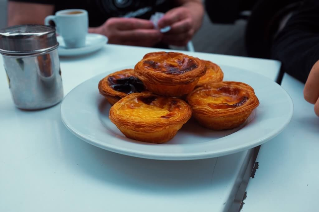 Foodie highlights of Porto Pasteis de NAta