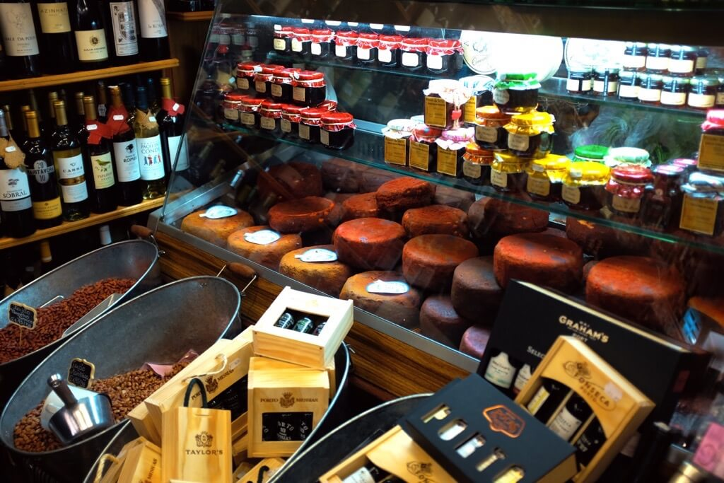 Foodie highlights of Porto cheese