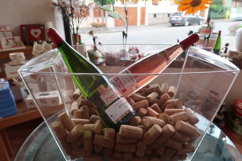 Alsace wine route Frey-Sohler