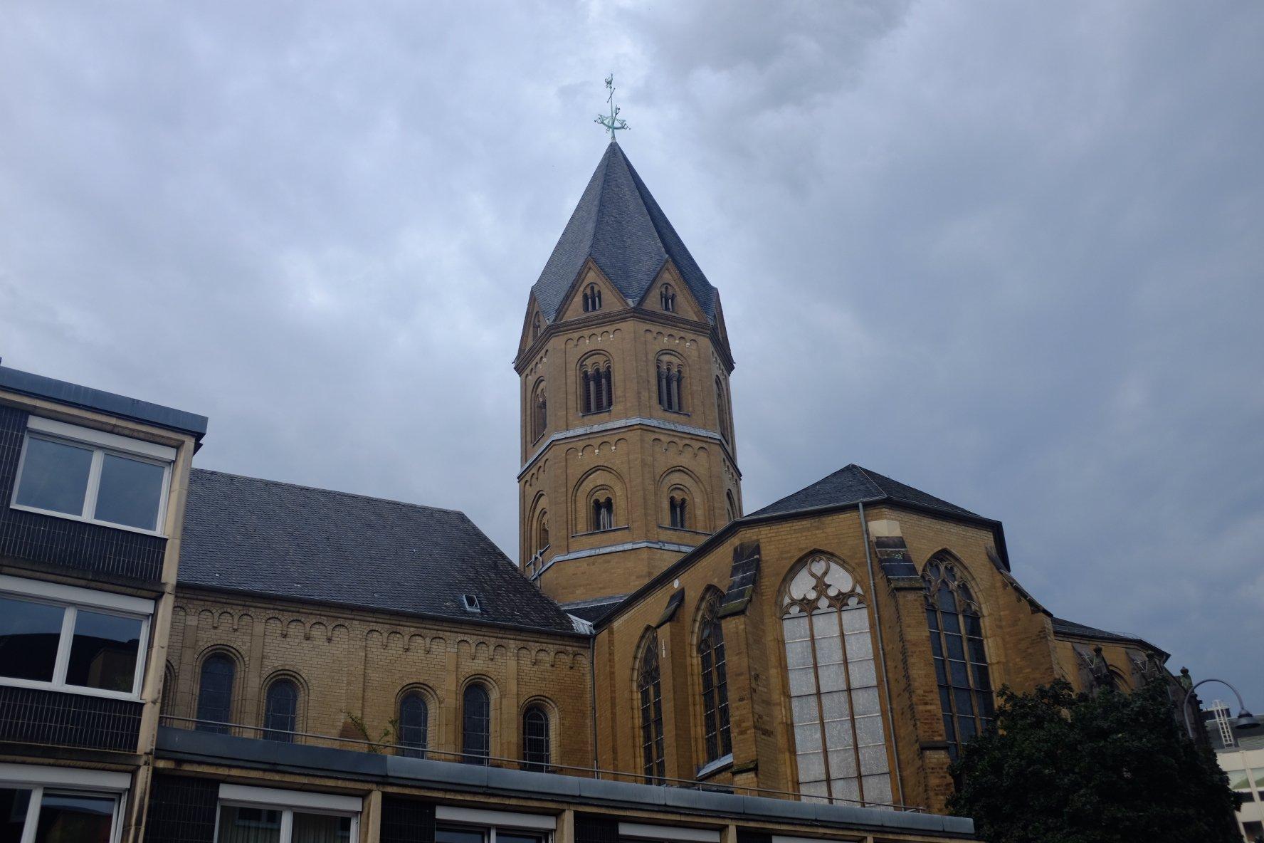 Domenican church Köln Cologne Gallery Trip Gourmets