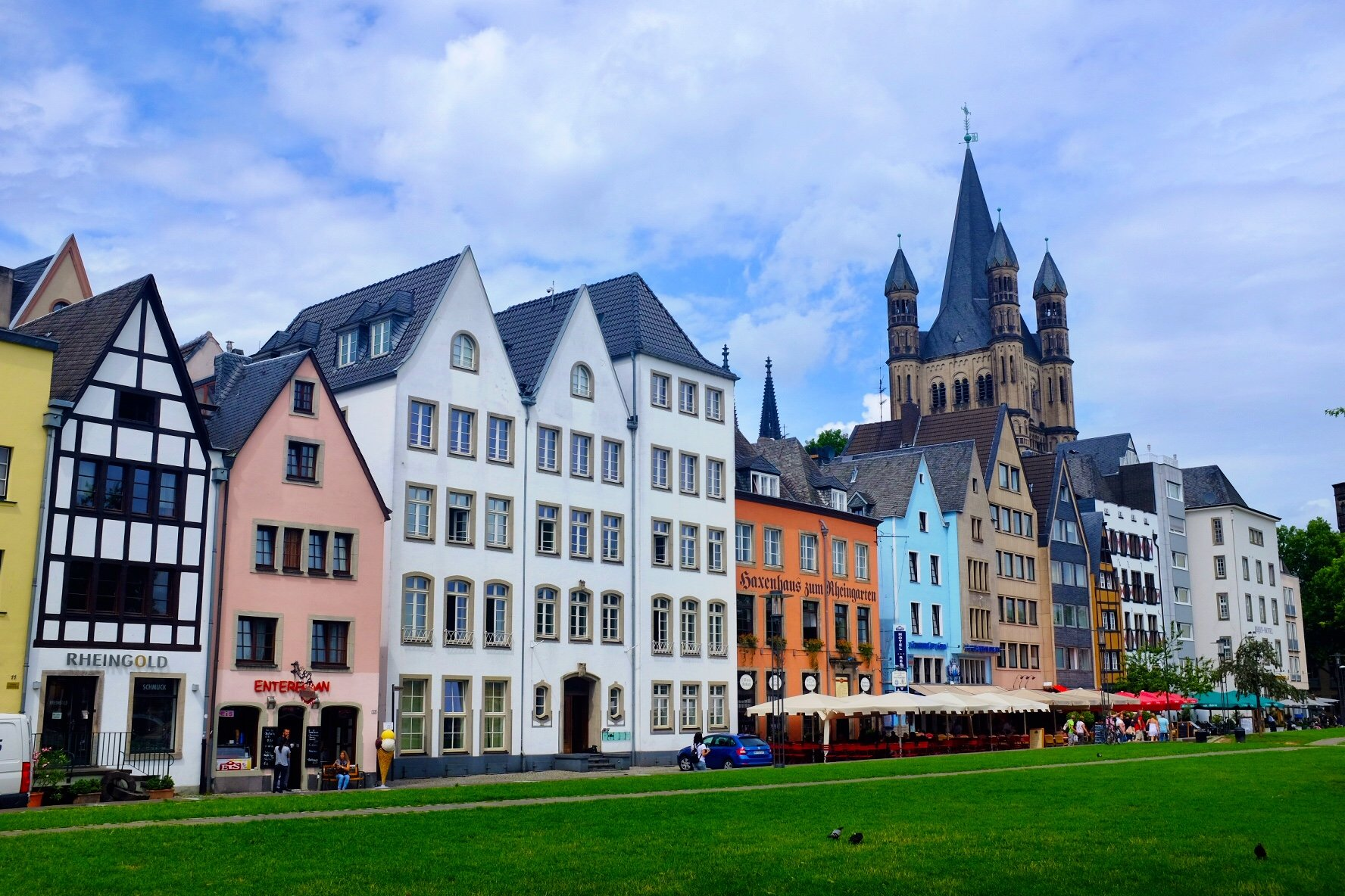Fischmarkt Köln Cologne Gallery Trip Gourmets