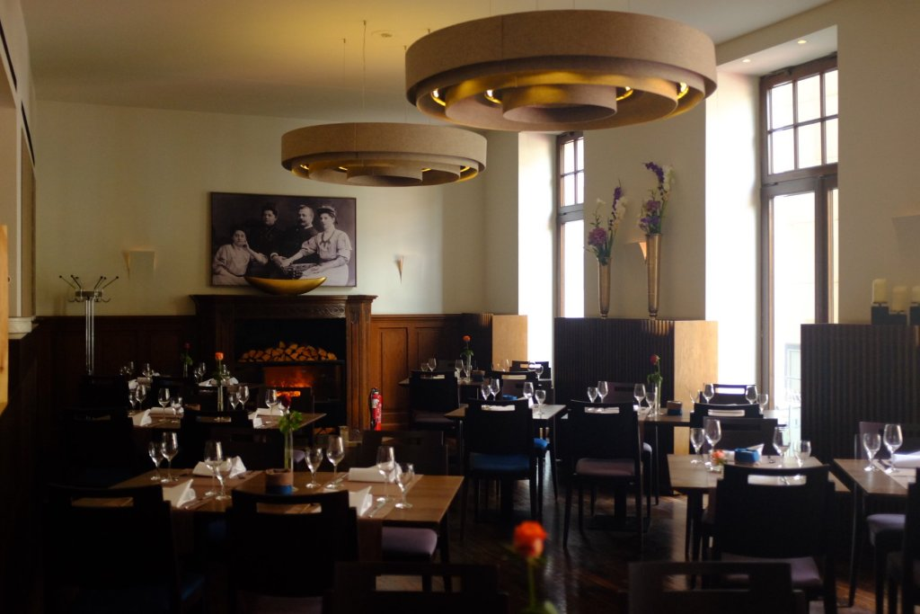 dinner room Früh Köln Cologne Gallery Trip Gourmets