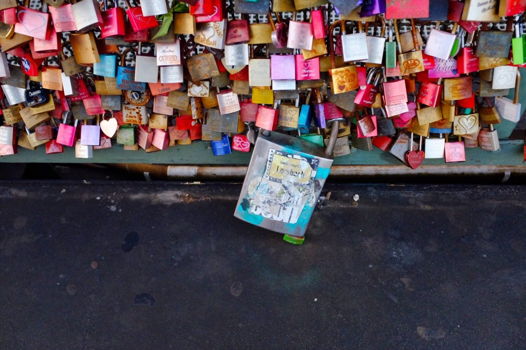 things to do in Cologne in one day big love lock