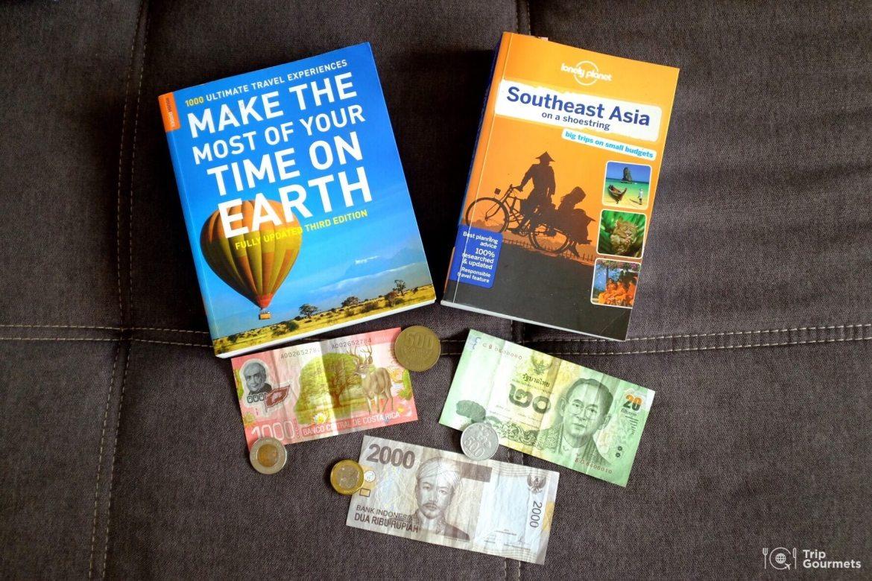 Full-time travel travel paraphernalia