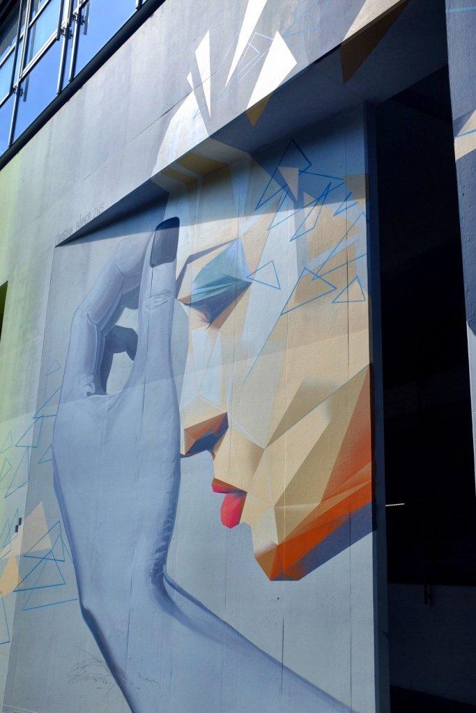Köln Street art Cologne Gallery Trip Gourmets