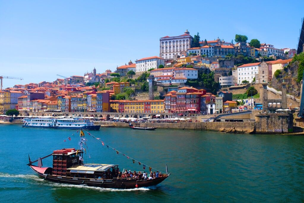 Douro river shot with Fujifilm Finepix X100T camera best cameras for travel photography