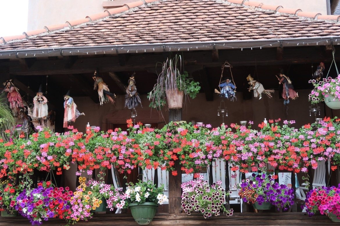 Bergheim Alsace shot with Canon G7 X Mark II best cameras for travel photography
