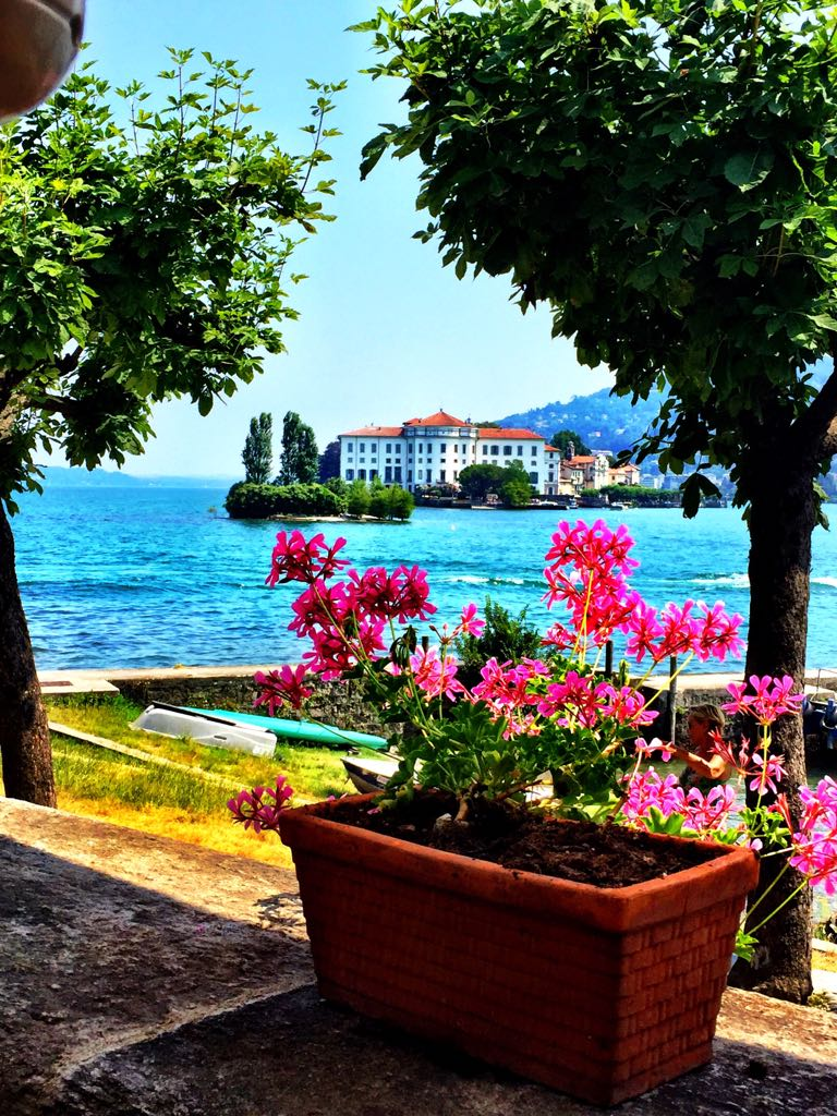 Lago di Maggiore, Italy, shot with iPhone 6 best cameras for travel photography