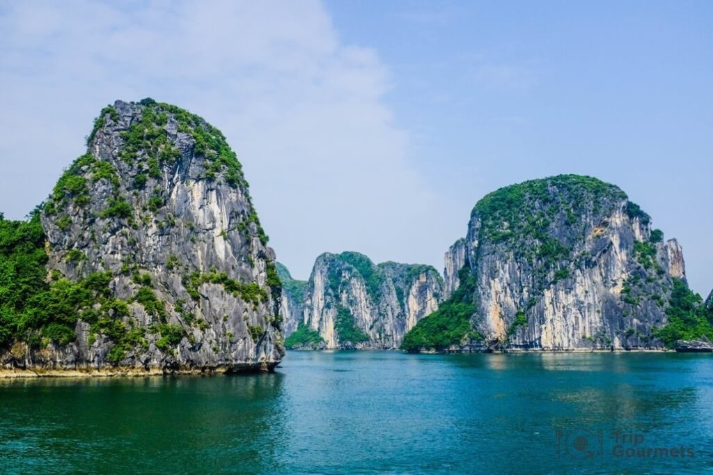 Halong bay cruise review islets islands