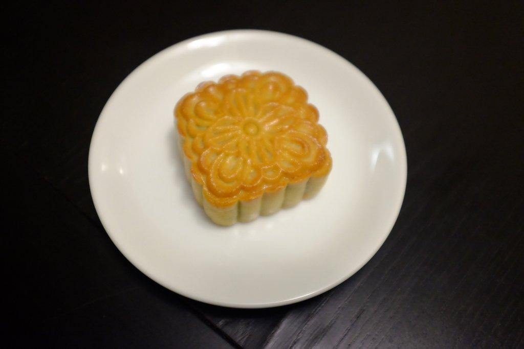 Food in Hanoi Old Quarter mooncake
