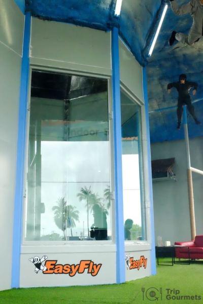 Activities Koh Samui easyfly skydive indoor