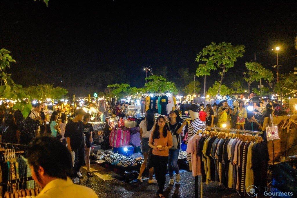 Best Markets in Bangkok JJ Green market place