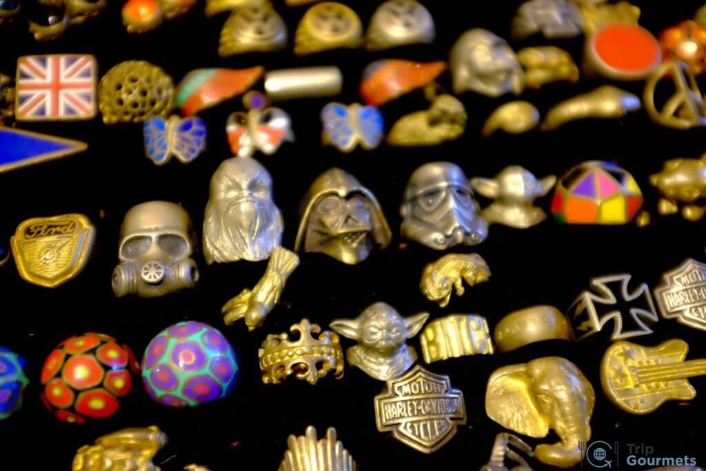 Best Markets in Bangkok Siam Gypsy Market Rings