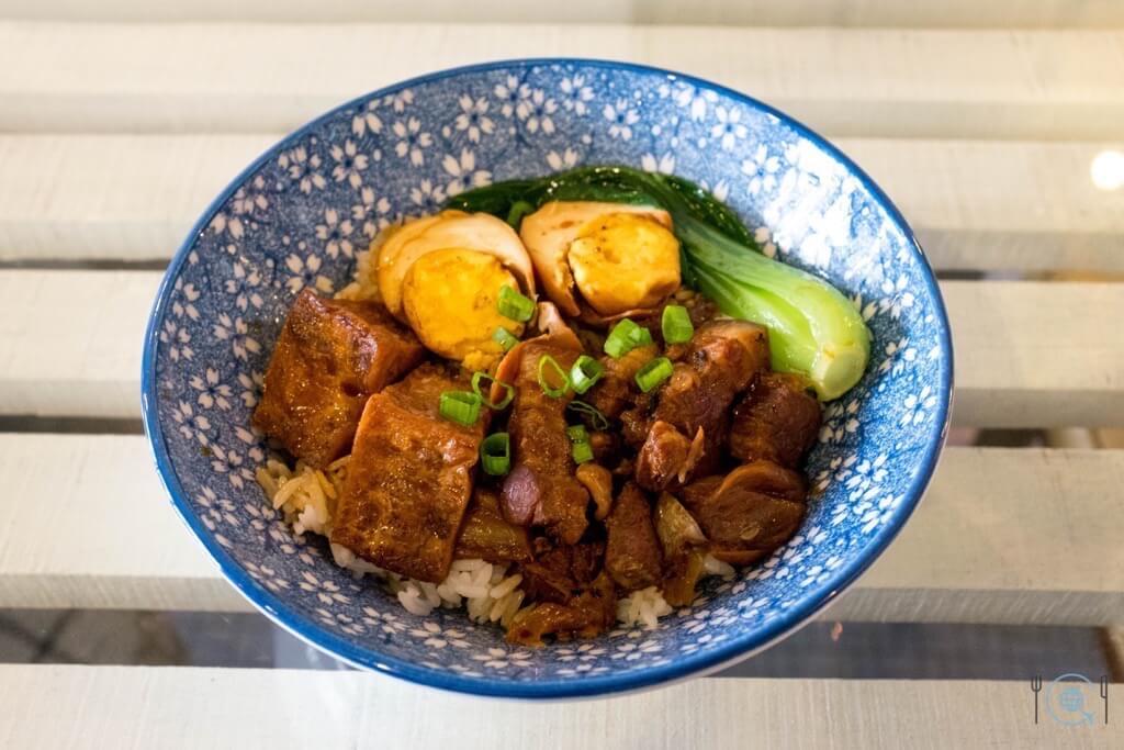 Best food in Ipoh - Tau Eu Bak Ricebowl