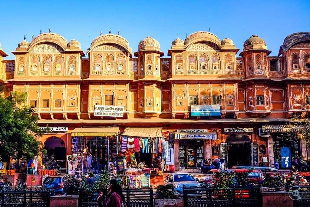 Jaipur itinerary Bazaar