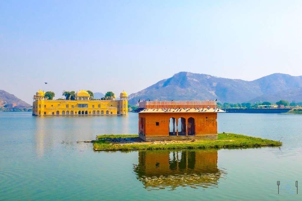 Jaipur itinerary Jal Mahal