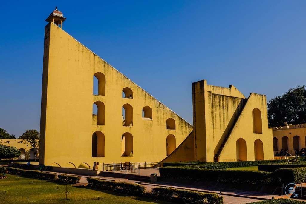 Jaipur itinerary - Jantar Manta