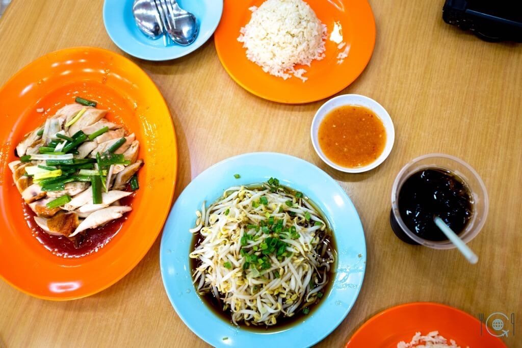 Things to do in Ipoh Beansprout Chicken