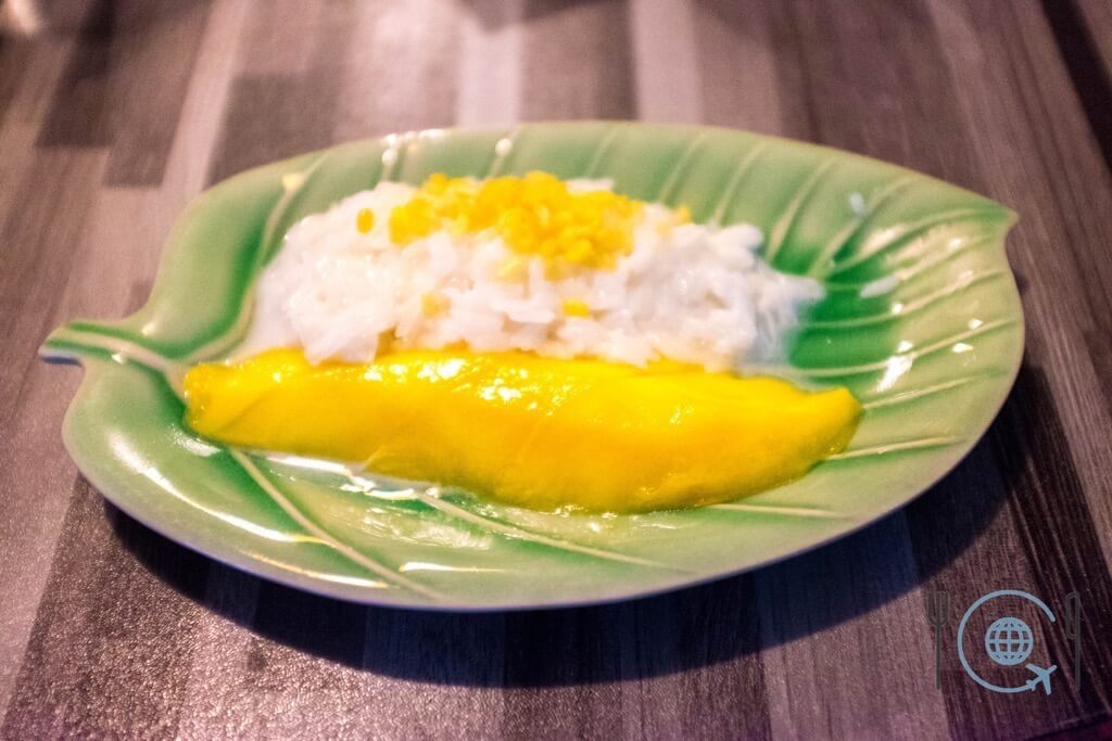 Cooking School Chiang Mai Mango Sticky Rice