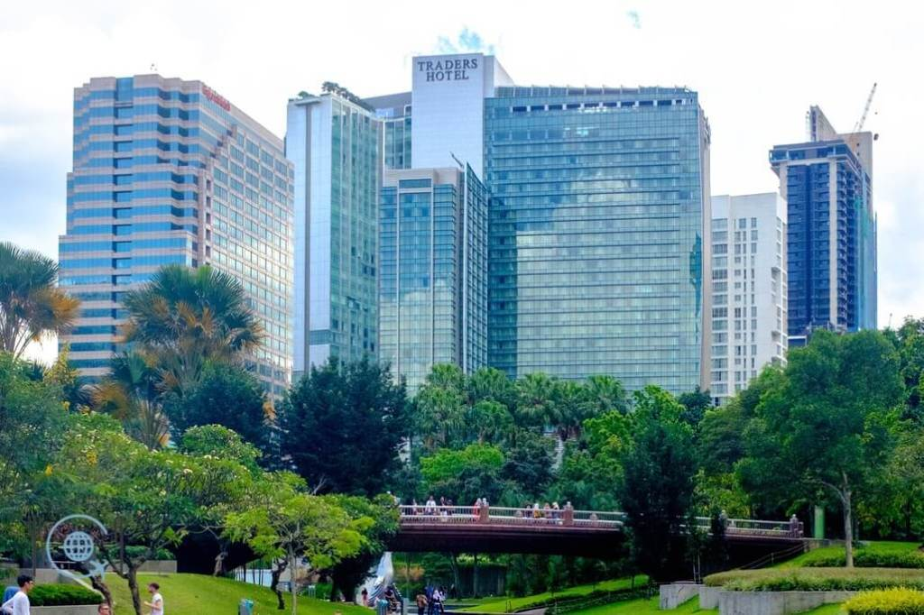 Kuala Lumpur Itinerary KLCC