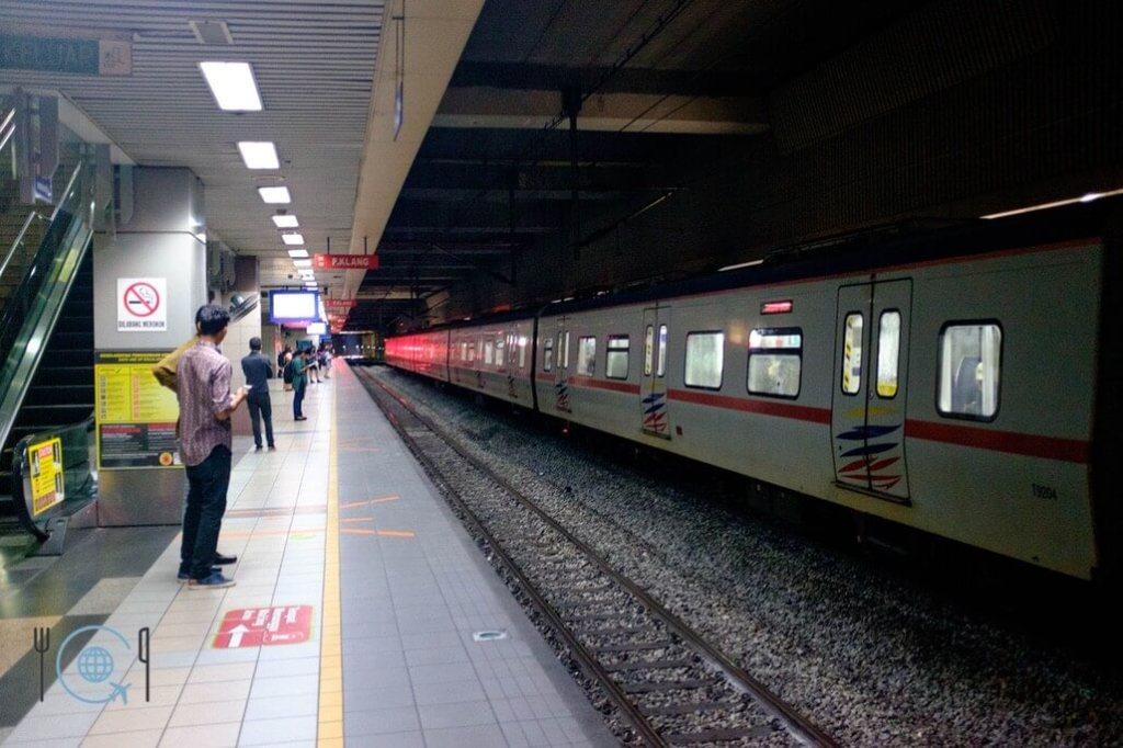 Kuala Lumpur Itinerary Komuter