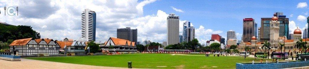 Kuala Lumpur Itinerary Merdeka Square Pano