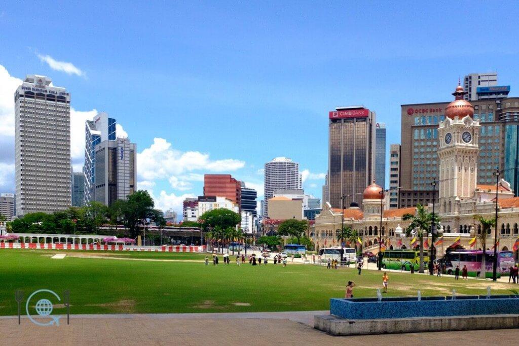 Kuala Lumpur Itinerary Merdeka Square