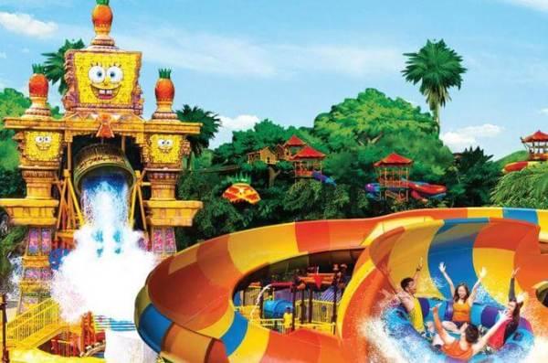 Kuala Lumpur Itinerary Sunway Lagoon Viator