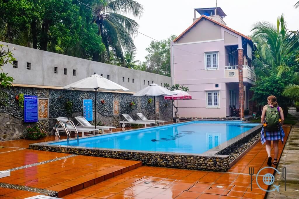 Vietnam 3 week itinerary Mui Ne Hotel