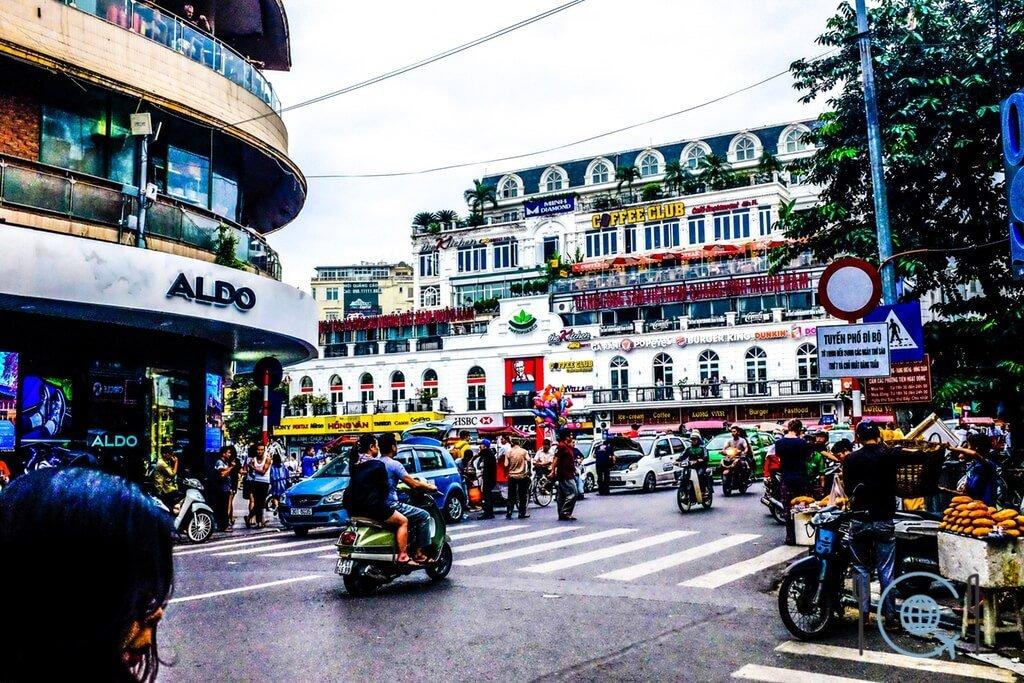 Vietnam 3 week itinerary hanoi 1