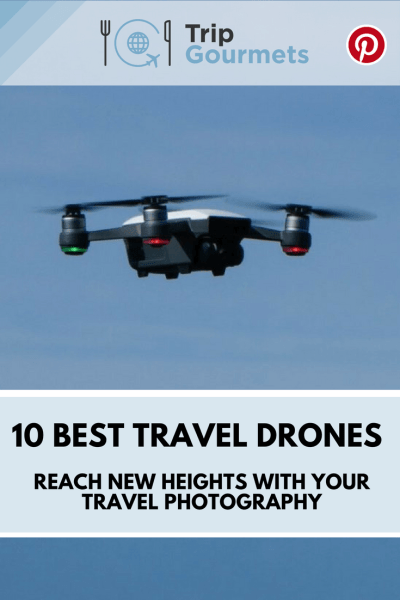 10 Best Travel Drones - Reach new Heights with your Travel Photography