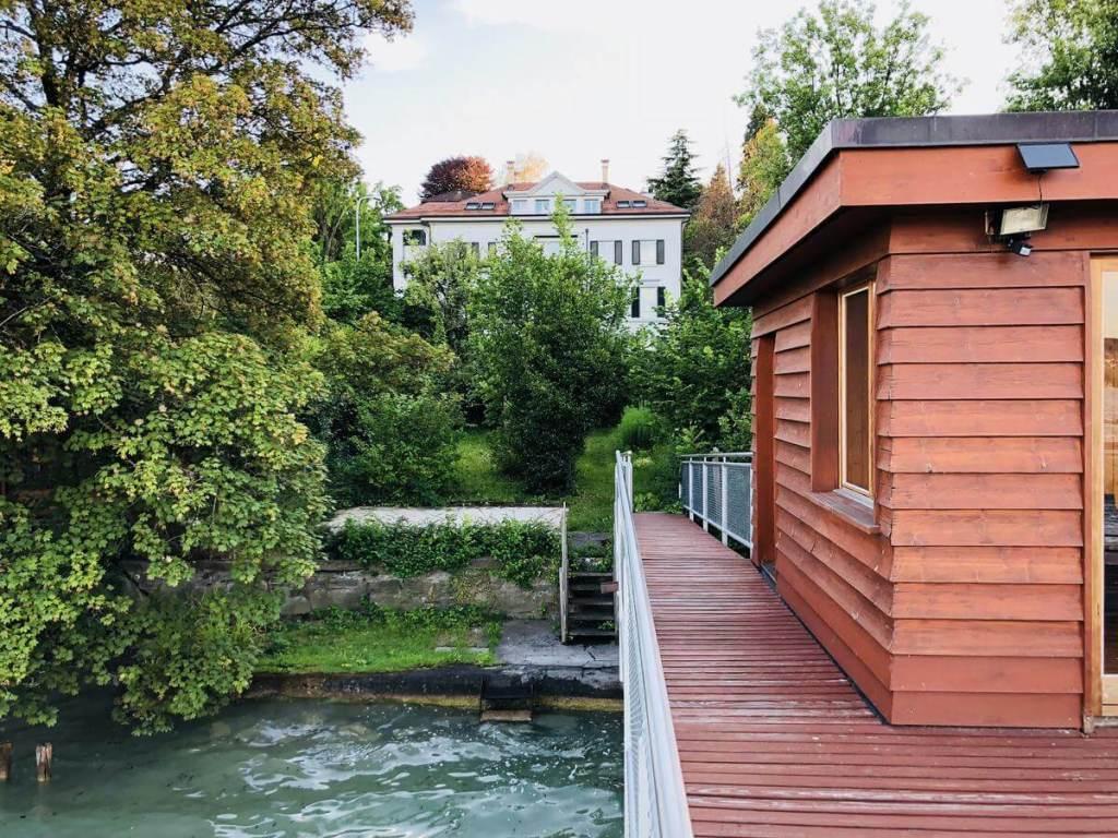 Best places to stay in Zurich Steigenberger Villa am see