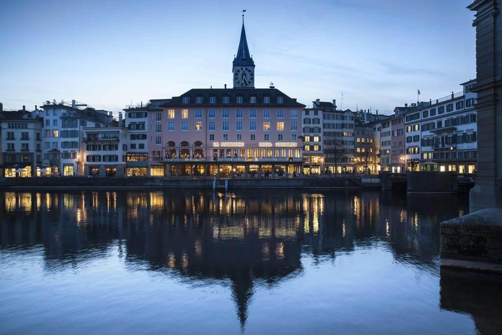 Best places to stay in Zurich hotel storchen