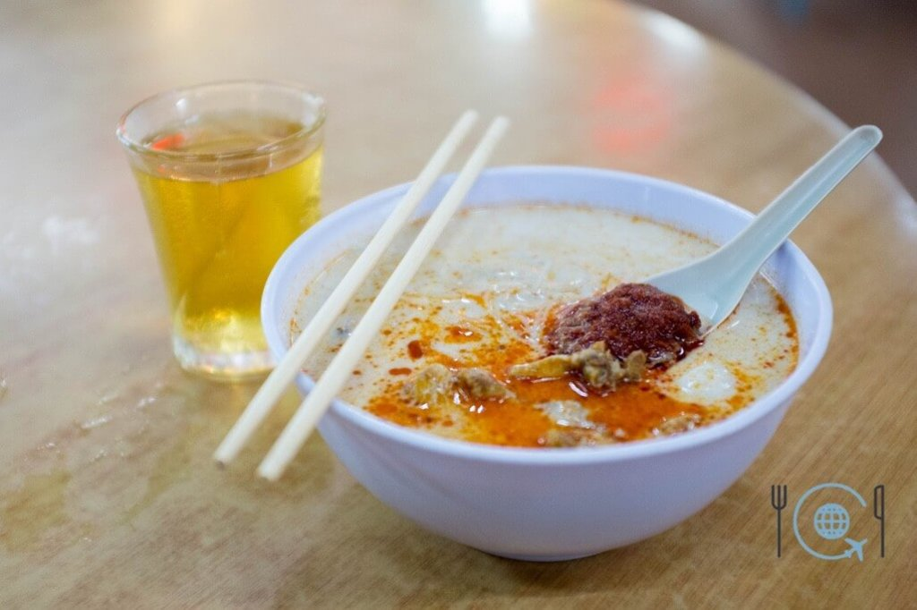 Best Hawker Food in Penang Curry Mee