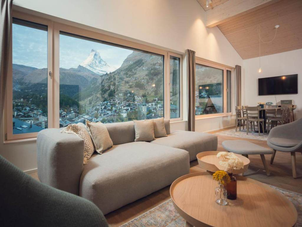 Ski Holiday Zermatt - OVERLOOK Lodge by CERVO Zermatt