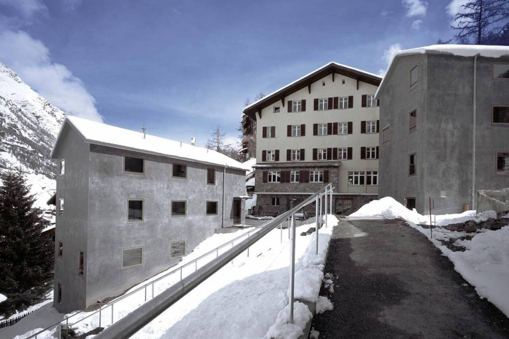 Ski Holiday Zermatt - Zermatt Youth Hostel