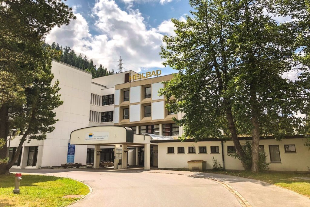 Things to do in St Moritz - Heilbad