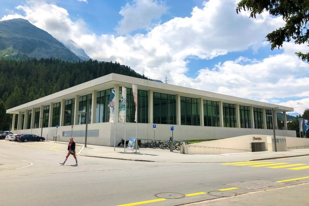 Things to do in St Moritz - Ovaverva