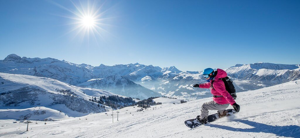 Switzerland Winter Holidays : Adelboden : Copyright by Adelboden Lenk Tourismus